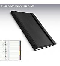 Filofax Notebooks A5 černý