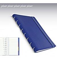 Filofax Notebooks A5 modrý