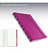 Filofax Notebooks A5 fialový