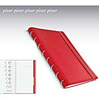 Filofax Notebooks A5 červený