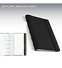 Filofax Notebooks Pocket černý