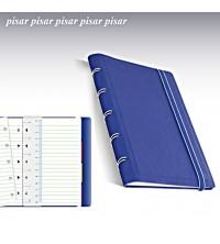 Filofax Notebooks Pocket modrý