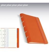 Filofax Notebooks Pocket oranžový