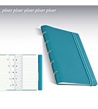 Filofax Notebooks Pocket tyrkysový