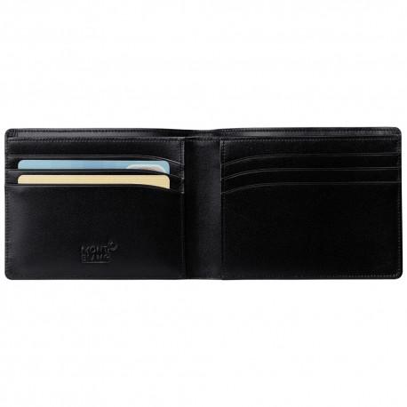 Montblanc Meisterstuck Peněženka 6 kreditní karta bez mincí - PÍSAŘ ... 17253aa0c7