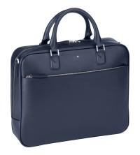 Montblanc Sartorial business taška menší modrá