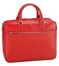 Montblanc Sartorial business taška menší červená