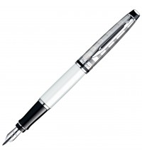 Waterman Expert DeLuxe White CT Plnící pero