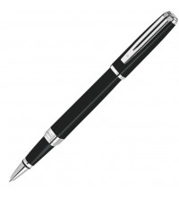Waterman Exception Slim Black Lacquer  ST Roler