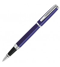 Waterman Exception Slim Blue Lacquer  ST Roler