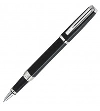 Waterman Exception Night & Day Black Platinum ST Plnicí pero
