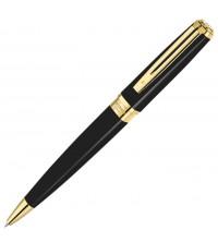 Waterman Exception Slim Black Lacquer  GT Kuličková tužka