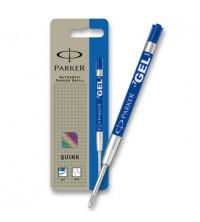 Parker náplň gelová do kuličkové tužky Modrá M