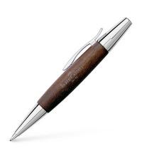 Faber Castell E-motion Dark Brown Wood Kuličková tužka