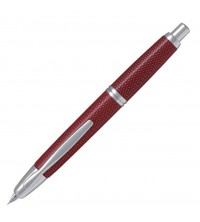 Pilot Capless Red Graphite Plnicí pero