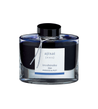 Iroshizuku Inkoust Ajisai modrý
