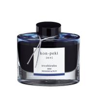 Iroshizuku Inkoust Kon - Peki modrý