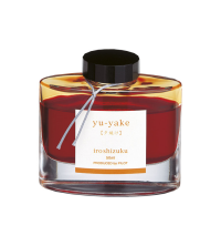 Iroshizuku Inkoust Yu -Yake oranžový
