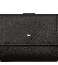 Montblanc Sartorial Peněženka 5 kreditních karet s přezkou