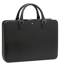 Montblanc Meisterstuck taška na dokumenty černá