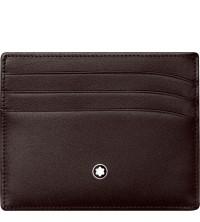 Montblanc Meisterstück Pouzdro na kreditní karty 6cc