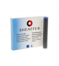 Sheaffer bombičky modré