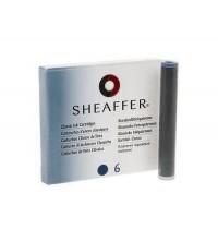 Sheaffer bombičky modročerné