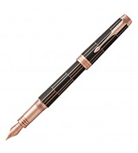 Parker Premier Luxury Brown PGT Plnicí pero