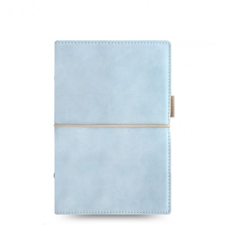 Filofax Domino  Soft Blue A6 diář