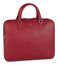 Montblanc Sartorial business taška slim red