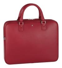Montblanc Sartorial business taška slim red