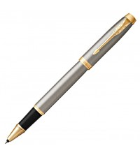 Parker IM Brushed Metal GT Roler