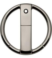 Montblanc Key Fob Round Metal WSD