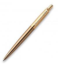 Parker Jotter Premium West End Brushed Gold kuličková tužka