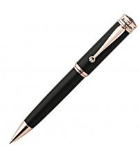 Montegrappa Ducale Rose Gold & Black kuličková tužka