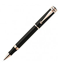 Montegrappa Ducale Rose Gold & Black roler