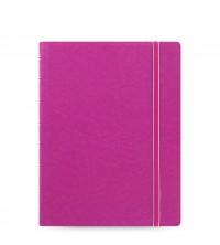 Filofax Notebook A5 fialový