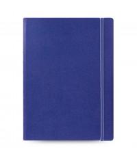 Filofax Notebook A4 modrý