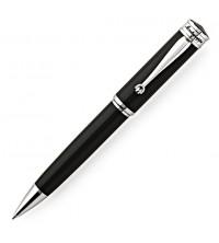 Montegrappa Ducale Paladium & Black kuličková tužka