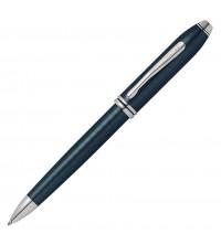 Cross Townsend Quartz Blue kuličková tužka