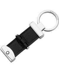Montblanc Sartorial  Přívěšek na klíče Black Pivot