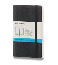 Moleskine Notes S (A6) tečkovaný měkký