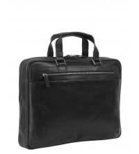 Leonhard Heyden Chicago business taška střední