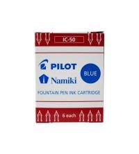 Pilot náplň inkoustové bombičky modré Capless