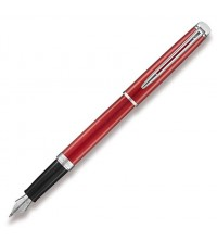 Waterman Hemisphére Comet Red Laque CT Plnicí pero