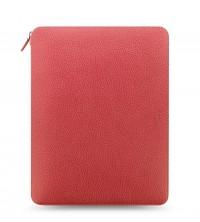 Filofax Finsbury A 4 Portfolio Coral Red
